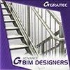 GRAITEC Advance BIM Designer | Staris & Railings
