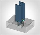 GRAITEC Advance BIM Designers | Steel Series | Connection Designer