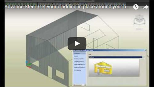 Get your cladding in place around your building