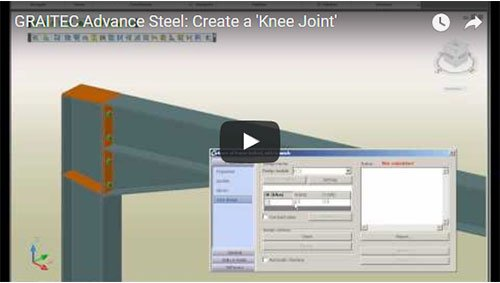 Create a 'Knee Joint'