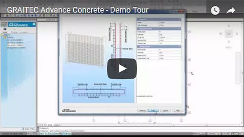Advance Concrete Demo Tour