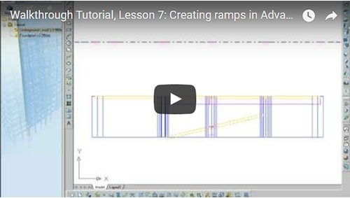 Wlakthrough Tutorial, Lesson7: Creating ramps