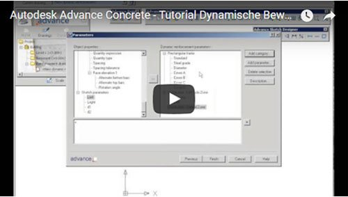 Dynamic Reinforcement Tutorial Lesson 3: Completing the reinforcement solution