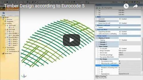 Advance Design - Discover in few minutes the EC5 implementation