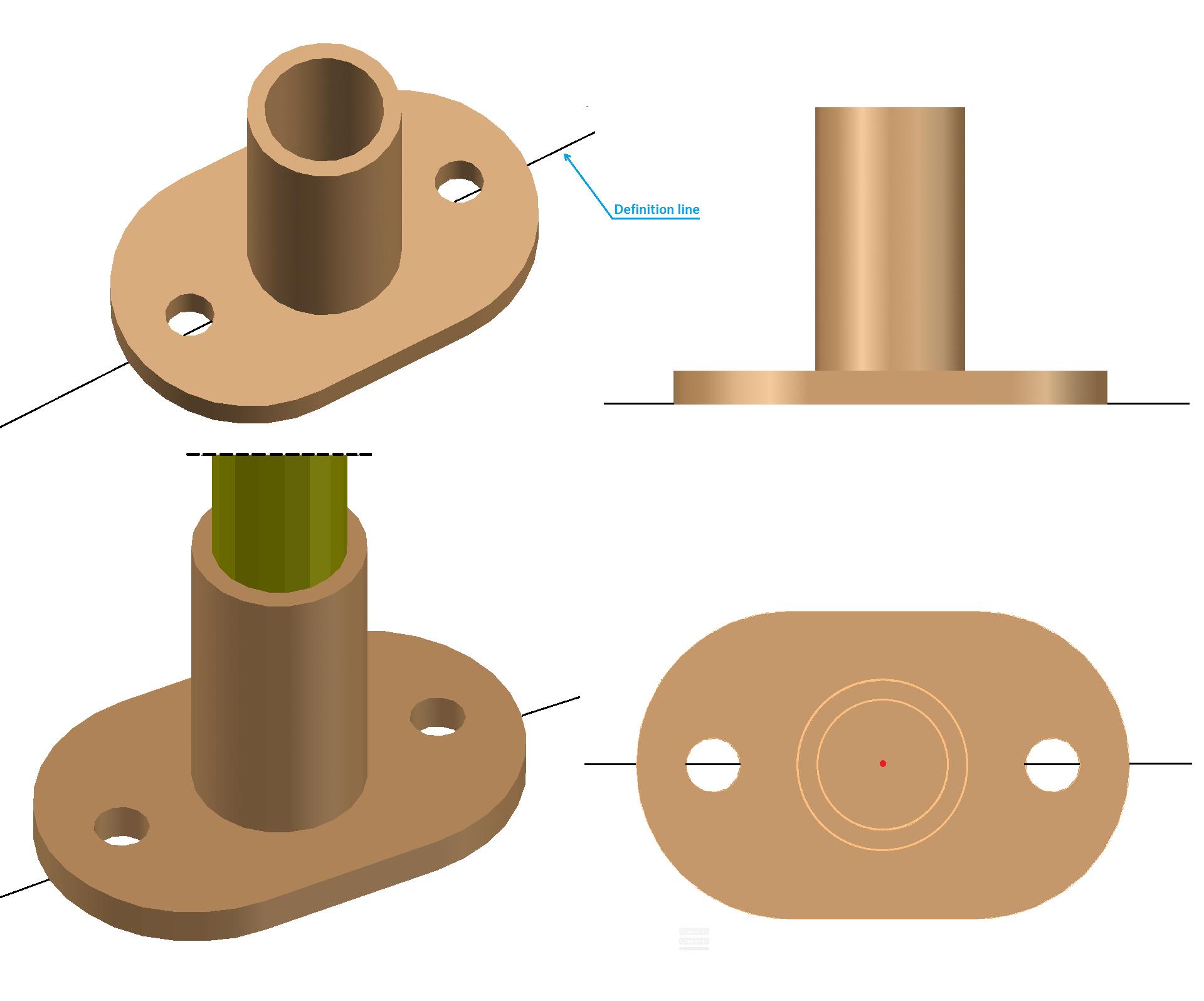 Platform position example